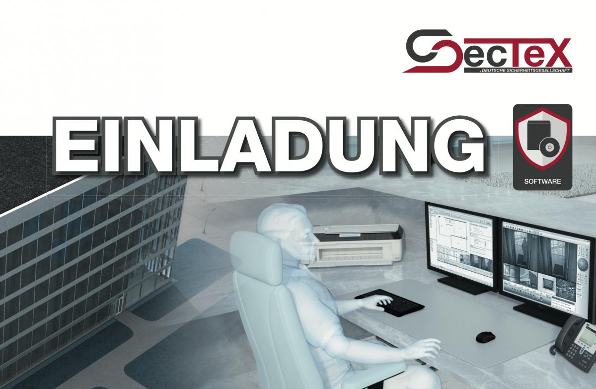 Einladung Gefahrenmanagement Software